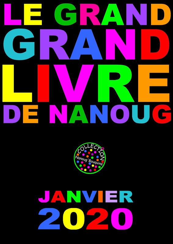 COUVERTURES GRAND GRAND LIVRE JANVIER 2020