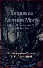 tortures au nom des morts-e-livre