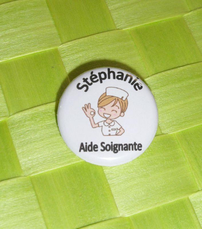 badge stephanie