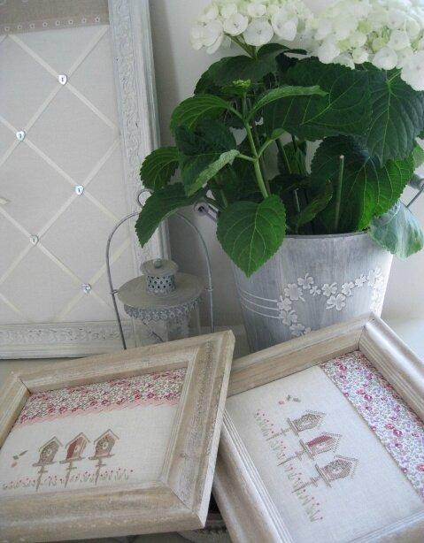 Tableaux hortensia ht