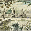 Exhibition at asian civilisations museum showcases over 140 works from angkor