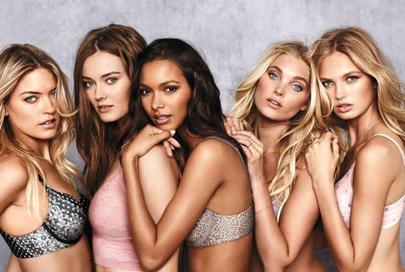 Victoria secret angels régime