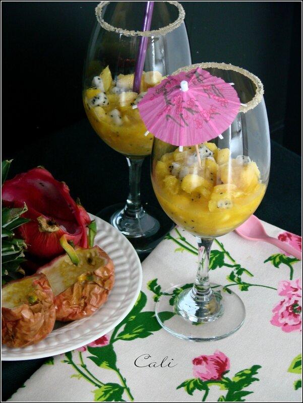 Salade de Fruits Exotiques 006