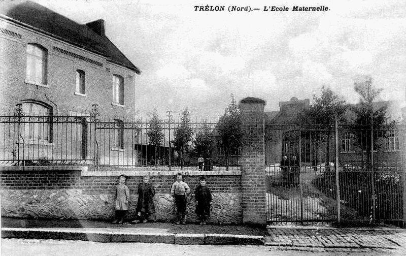 TRELON-Ecole maternelle