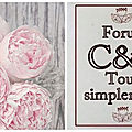 Cartes de mai forum clean et simple