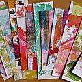 Marque-page / bookmark
