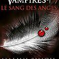 Chasseuse de vampires : le sang des anges, tome 1 de nalini singh #roussette