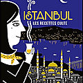 Istanbul - les recettes culte - pomme larmoyer - editions marabout