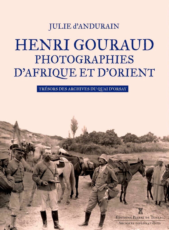 Henri Gouraud, photographies, couv