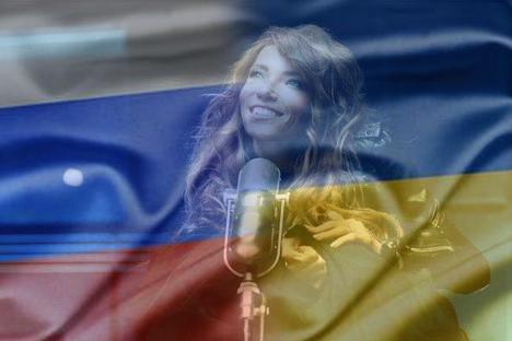 RU Yulia Samoilova non censurée Ukraine