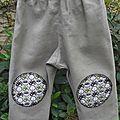 Mon pantalon...