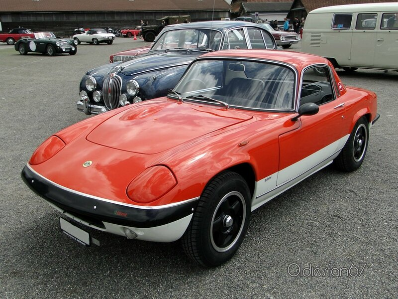 lotus elan s4 se coupe 1969 1971 a