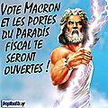 Macron est l'elu !
