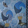 Iris folding & scrap : page