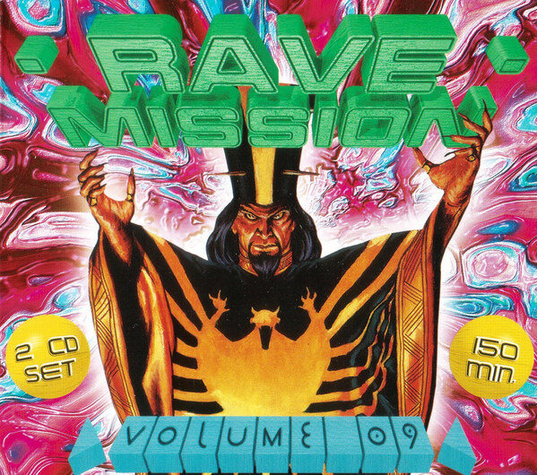 rave mission vol 9a