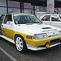 Renault 11 turbo berline 3 portes