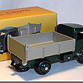 50 Dinky Atlas Ford Benne basculante A 2