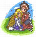 Chibi_Embrace_colors_by_Ariall