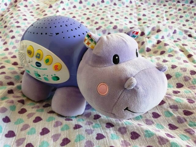Hippo Dodo Nuit Etoilée ©Kid Friendly