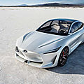 Infiniti ev platform based on q inspiration concept car is a go