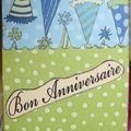 Carte anniversaire Arno (fermée)