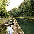 Touage souterrain de riqueval - bellicourt - aisne