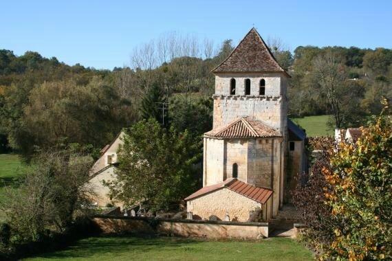 église queyssac