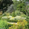 Jardin des Simples (aromatiques, médicinales,...)