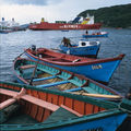 Port de Puerto Montt, Chili, 2003