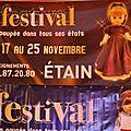 Le festival d'etain (reportage evelyne roland)