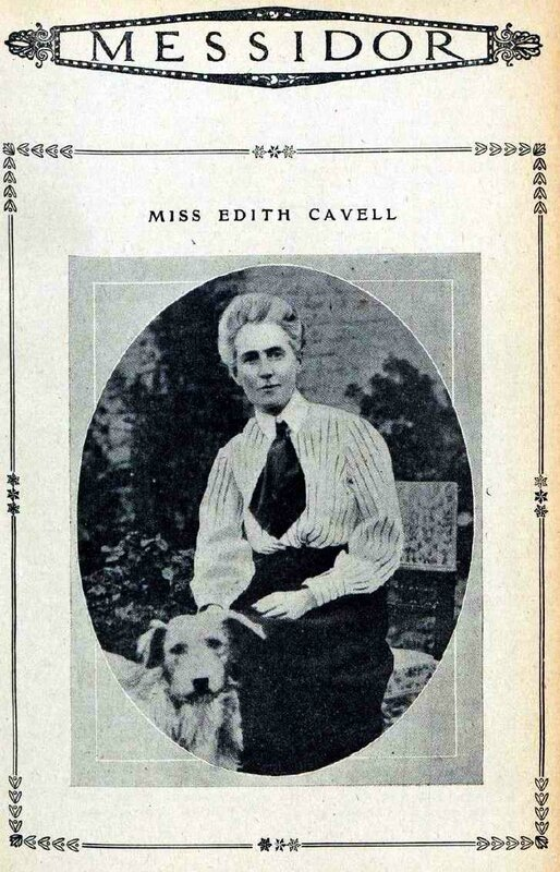 Miss E Cavell