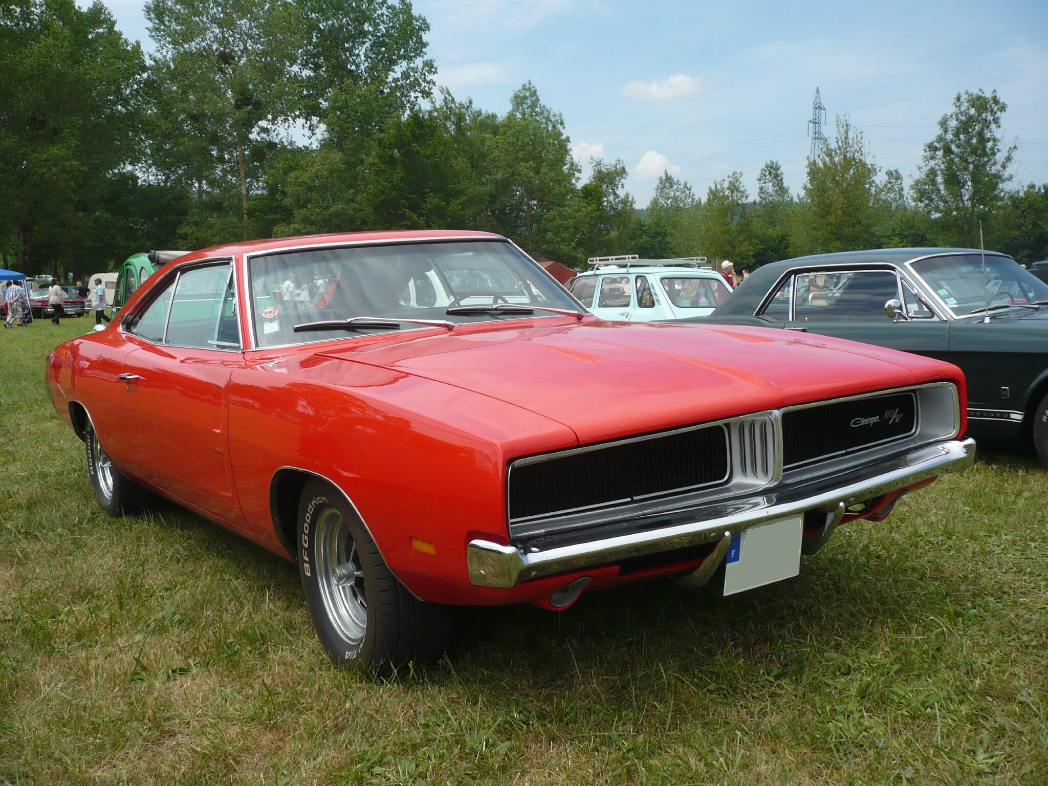 DODGE Charger R-T Special Edition 1969 Madine (1)