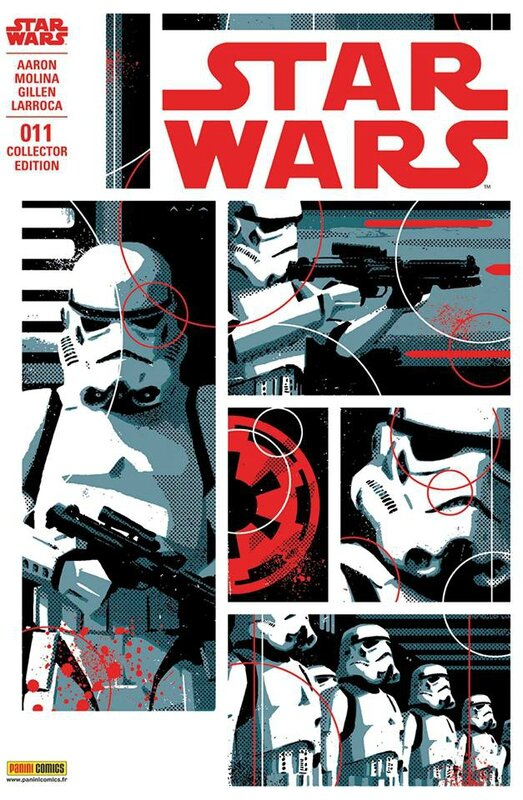 panini star wars 11 variant cover
