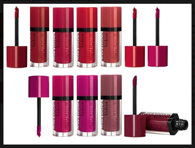 bourjois rouge edition velvet 2