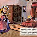 Cybelle et le monstre du chateau extrait 4