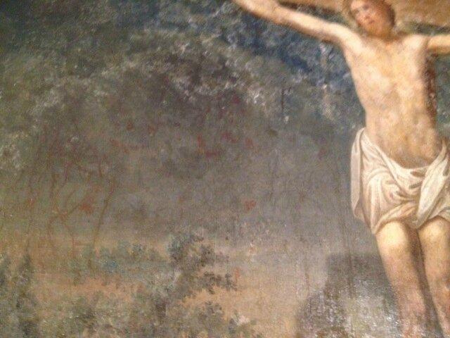 christ avant essuyagebras gauche