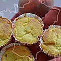 Vos recettes pour le muffin monday #26