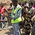 A l'coute des paysant à près de 200Km de Lubumbasi