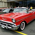 Chevrolet bel air convertible-1957