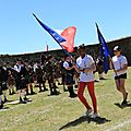 001 2017 06 Les scolaires porte-drapeaux des Highland Games (2)