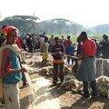 146 - Awassa : Le marché aux poissons
