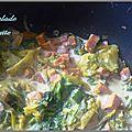 Salade cuite