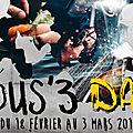 Les indus'3 days 2019
