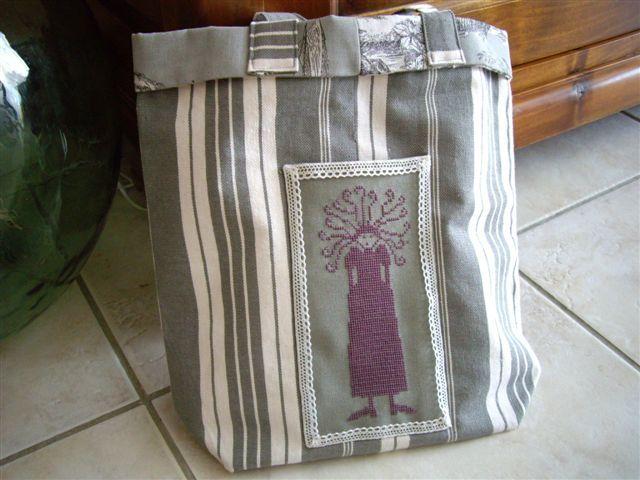 un très joli sac