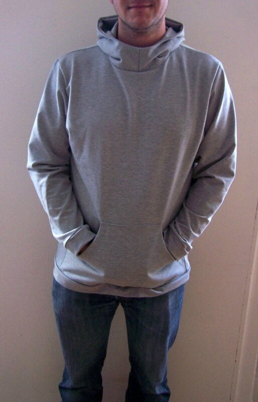 Sweat capuche gris (4)