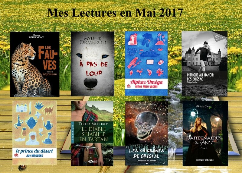 mes lectures mai 2017