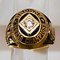 Bague de championnat ou bague de sport (championship ring or sports ring)