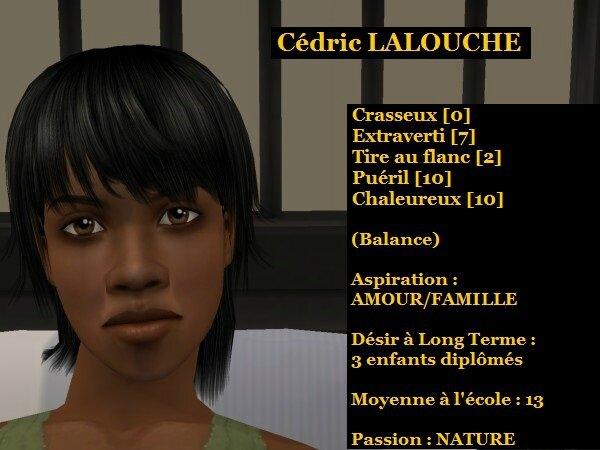 Cédric LALOUCHE