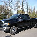 Dodge ram heavy duty 4x4 slt 4door quad cab pick-up