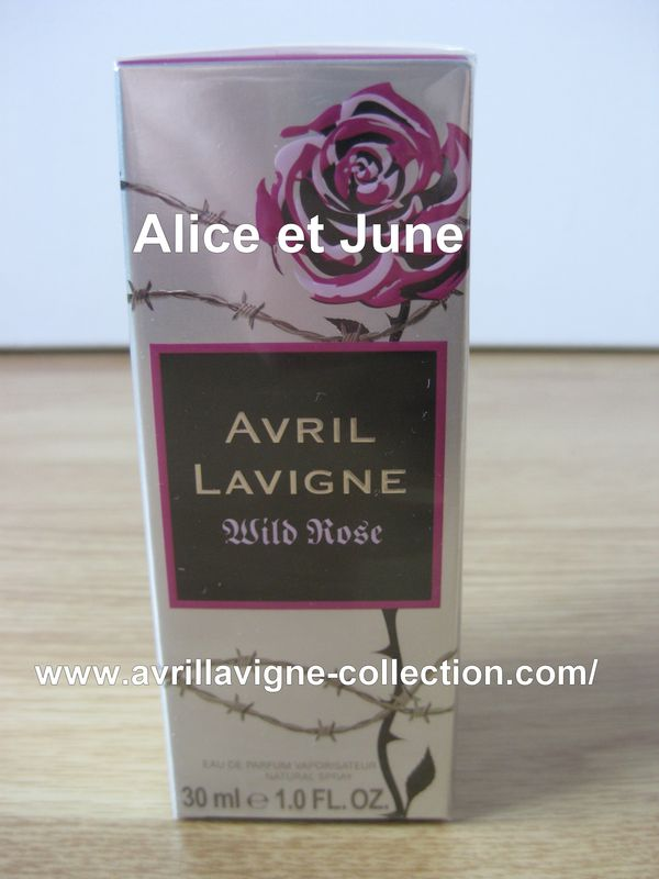 Wild Rose product - Eau de Parfum 30 ml